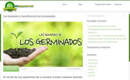 Blog Biodespensa