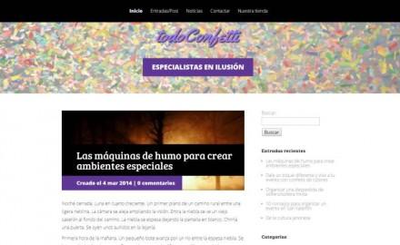 Blog TodoConfetti