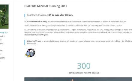 Minimimal running